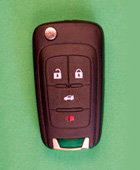 Auto Remote Key Tacoma