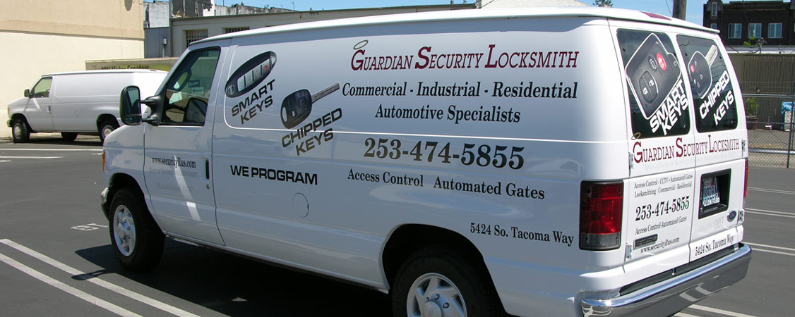 Locksmith Tacoma
